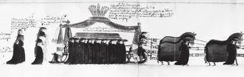 Похороны Петра I