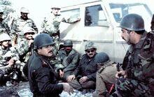 Арабские офицеры