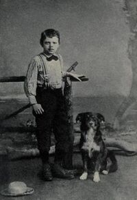 Джек Лондон юный