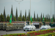 Парад Туркмения
