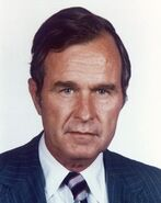 George H. W. Bush official CIA portrait
