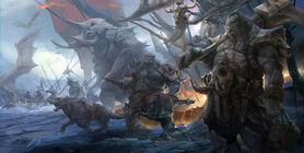 Орки идут на войну