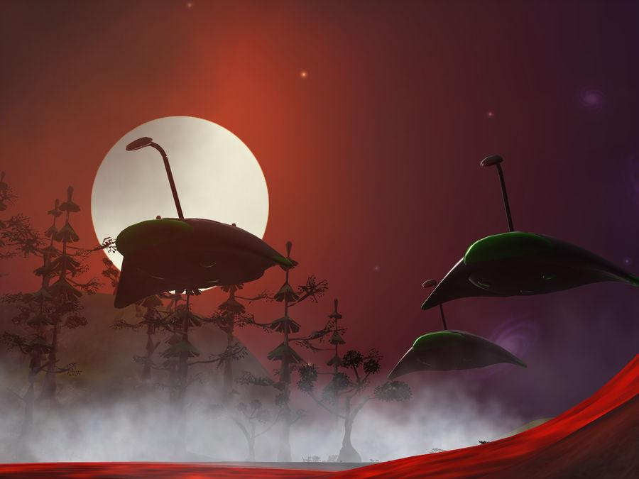 Война Миров (1953) - Martian war Machine