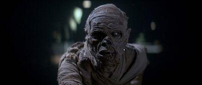 Злобная мумия