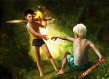Деревянные мечи