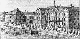 Здание Шляхетского корпуса