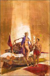 Edgar rice burroughs thuvia maid of mars