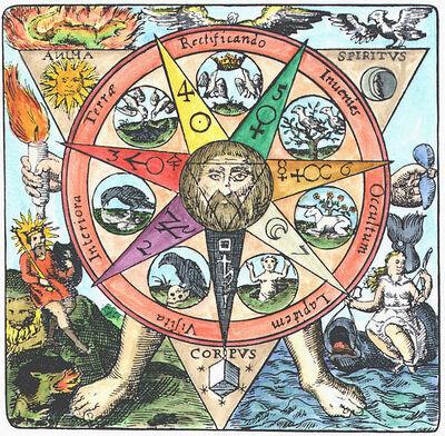 Алхимическая символика