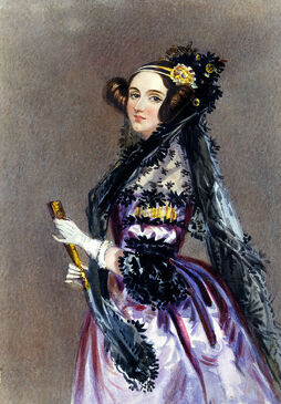 800px-Ada Lovelace portrait