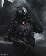 Вояка 2095