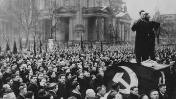 Демонстрация КПГ