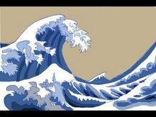 Adongchir tsunami