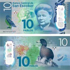 Деньги Сан-Эскобара