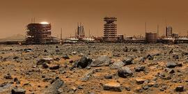 Руины Марса