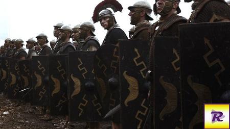 Строй преторианской гвардии