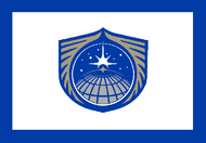 United Earth Vice-president flag