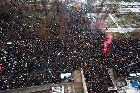 Протесты Москва