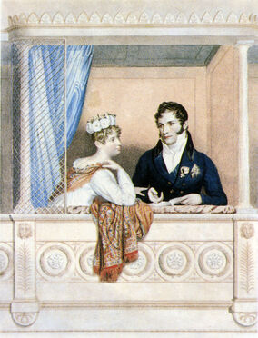 800px-Princess Charlotte Augusta of Wales and Leopold I after George Dawe
