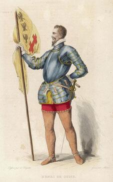 Генрих де Гиз