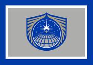 United Earth President flag