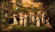 Женщины Белозерья