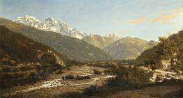 Горы Дали