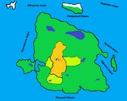 Цирийское царство к 300г 1 Эры