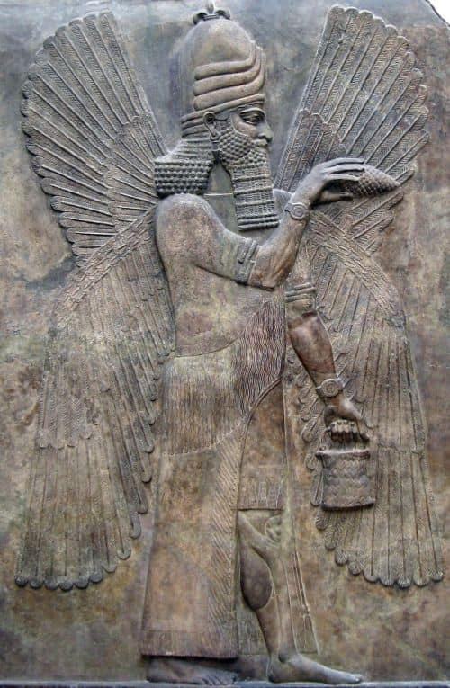 God's of Summer ancient Sumerians - Spirits, Evocation & Possession -  Become A Living God