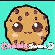 Cookie swirl c