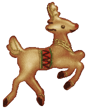 reindeer are a feature of christmas season they were added with the introduction of the christmas season in version 104 reindeer will occasionally jump