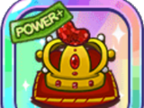 King Choco Drop's Jelly Crown