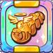 Honey Dipped Sweet Pretzel Donut
