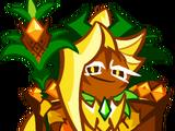 Ananas Dragon Cookie/OvenBreak