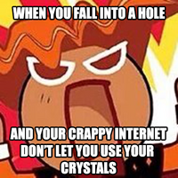 Cinnamon Cookie Meme 2