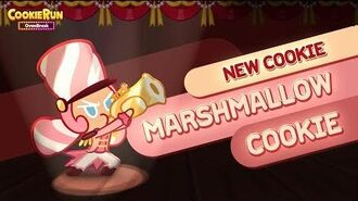 MEET MARSHMALLOW COOKIE