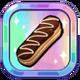 Sweet Chocolate Eclair Baton