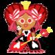 Princess Cookie Halloween
