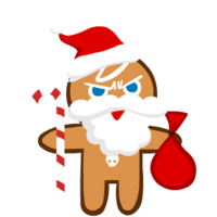 GingerBrave (Ginger Claus)