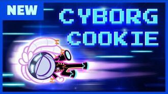 MEET CYBORG COOKIE