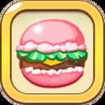 Macaron Burger