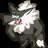 Werewolf Cookie Wolf