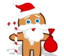 산타맛 쿠키