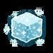 Blue Sugar Cube