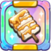 Honey Fondant Kebabs
