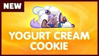 Update Preview Yogurt Cream Cookie