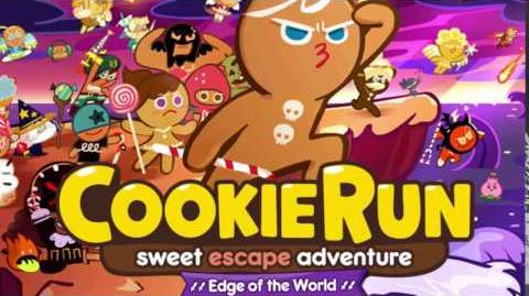 Cookie Run searching for 10,000 reasons