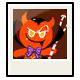 Devil Cookie Halloween Photo