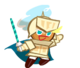 Knight Cookie CW