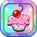 Cherry Cookie's Party Cupcake
