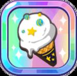 Wizard Cookie's Cone of Ice Cream